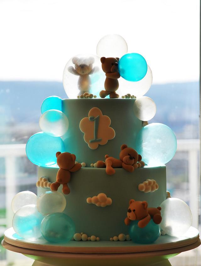 Bubble Bears