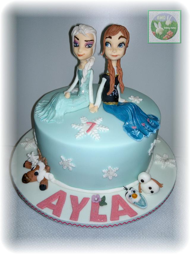 Frozen for Ayla