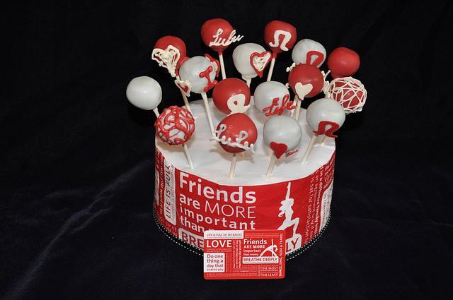 Lululemon cakepops
