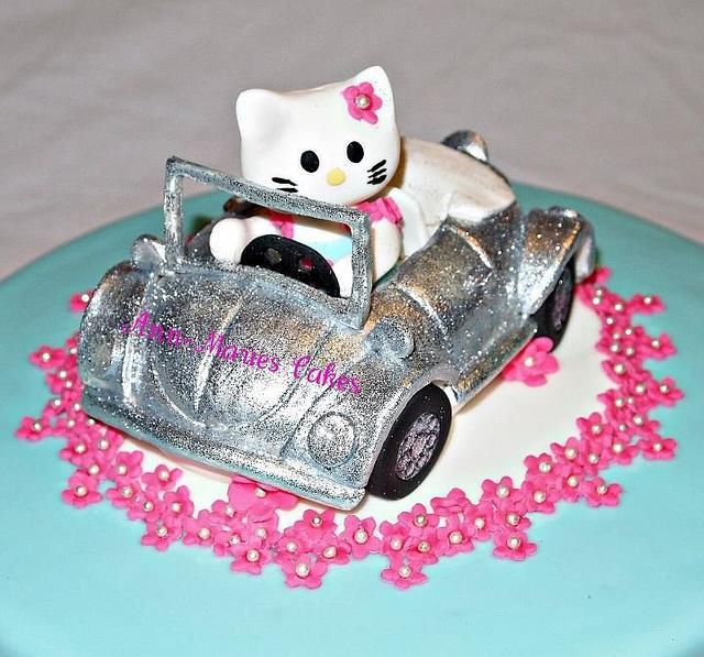 Sweet 16 Hello Kitty