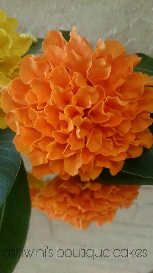 Sugar Marigolds