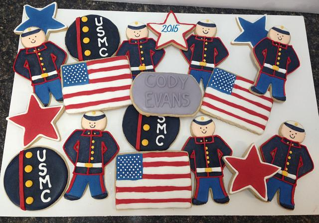 Marine Cookies