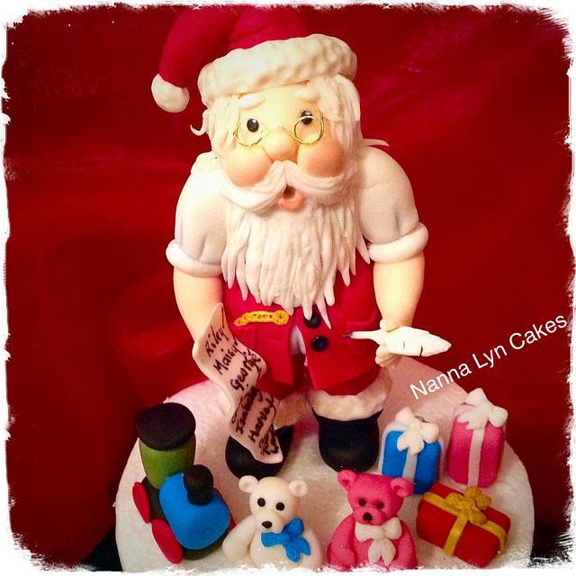 Santas list completed