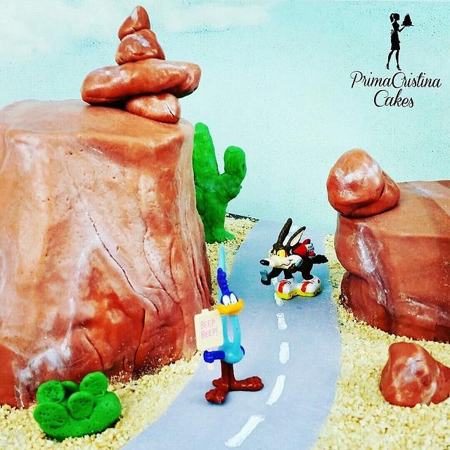 Road Runner Looney Tunes Birthday