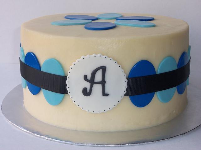 Andrea's Birthday cake