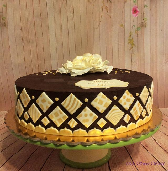Sweet chocolate delight
