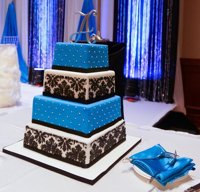 Malibu Blue Wedding