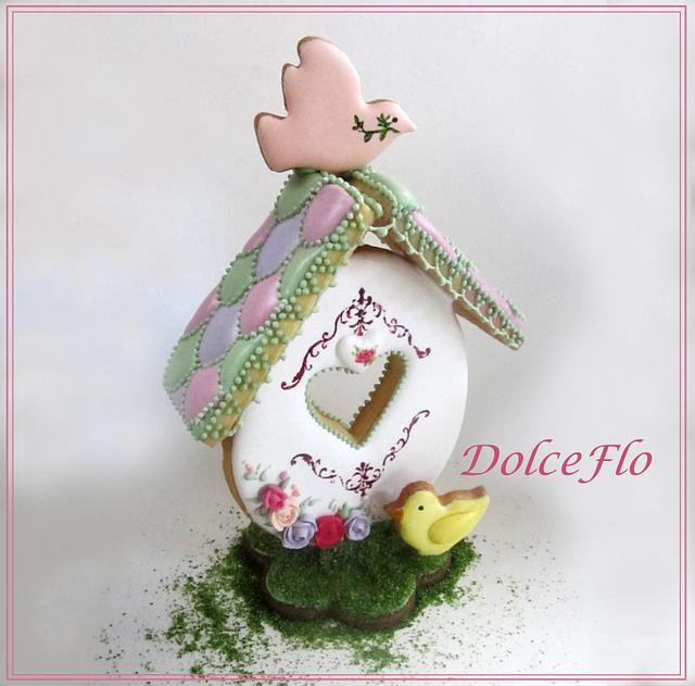 """Home Tweet Home"": Shared Easter Egg House"
