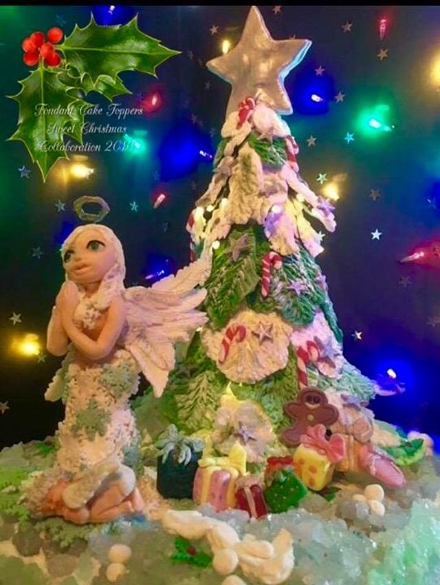 Sweet Christmas Collaboration Angel
