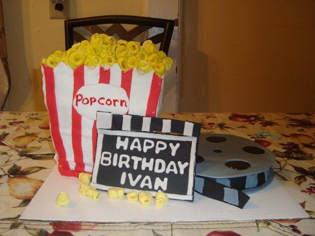 Movie Lovers Cake