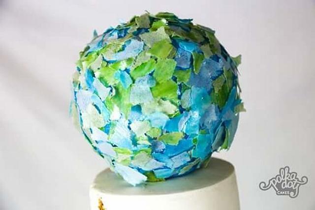 Yummyammy Geode Cake