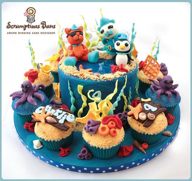 Big Cake Little Cakes : Octonauts