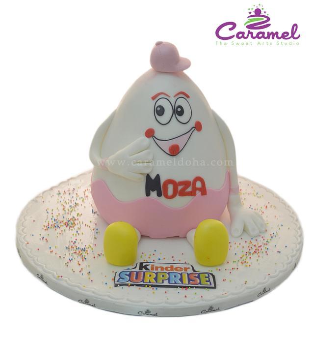 Kinder Joy Cakes :)
