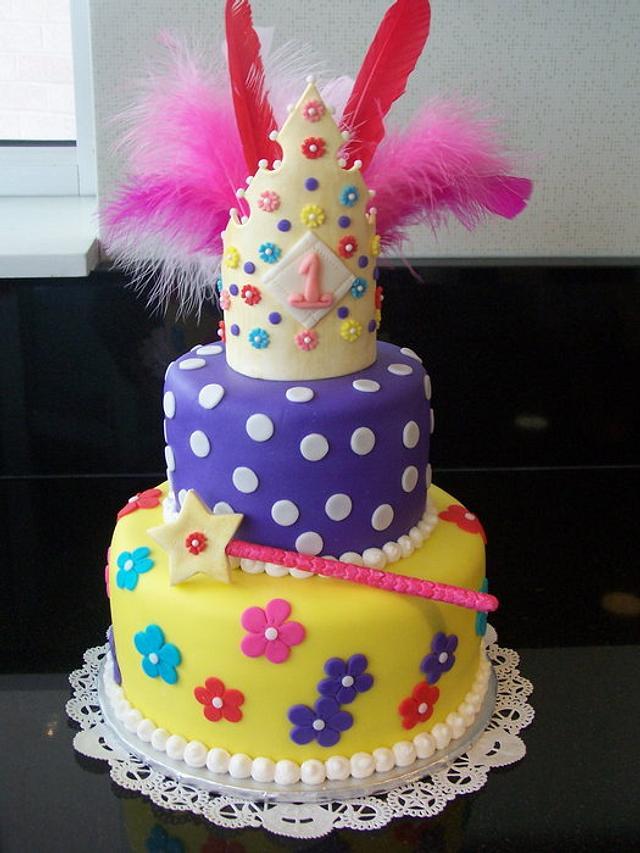 """""""Princess cake """""""