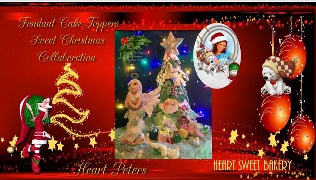 Sweet Christmas Collaboration 2016 Angel