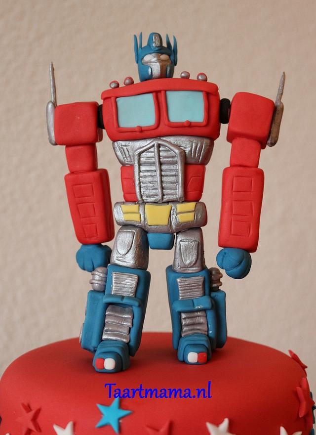 Transformer - Optimus Prime