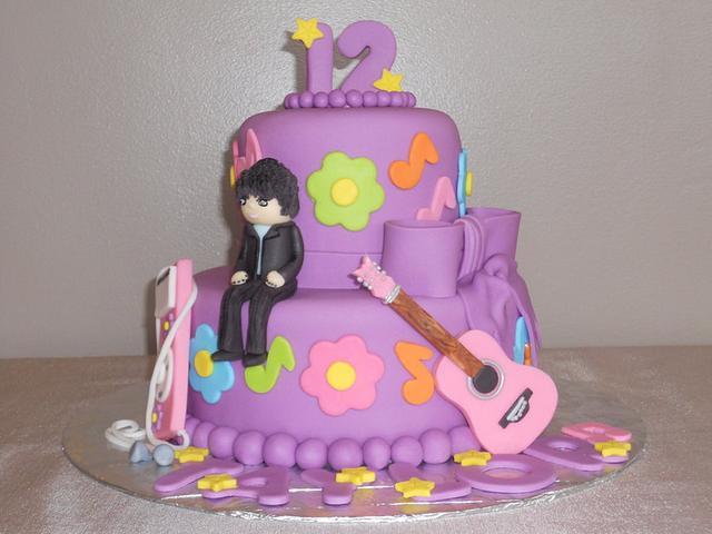 Adam Lambert, Music and Purple
