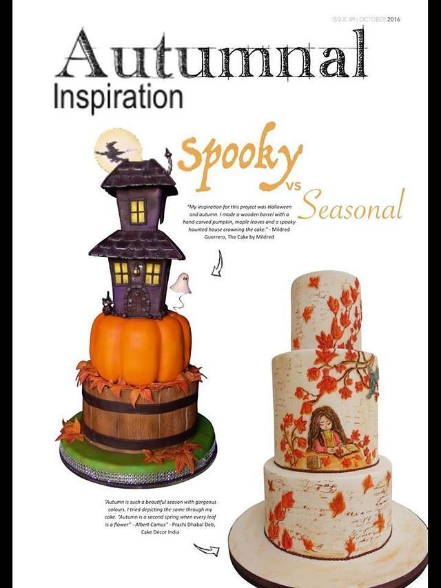 Cake Masters Magazine - October 2016 issue