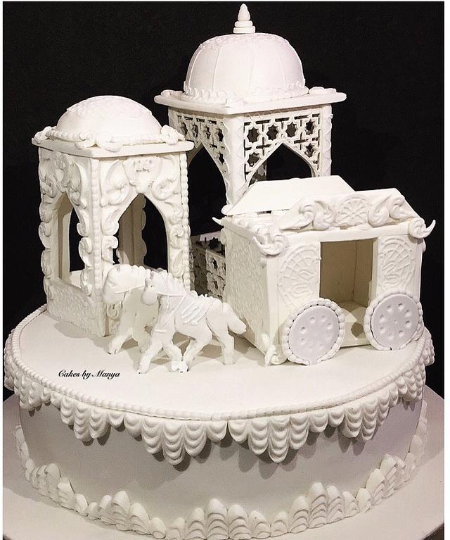 My fairyland cake