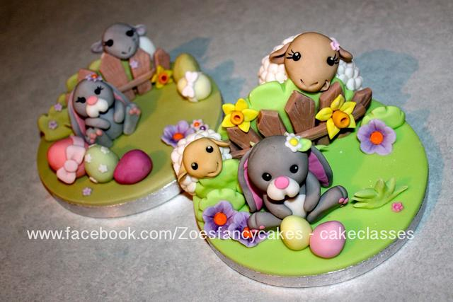 Easter scenes