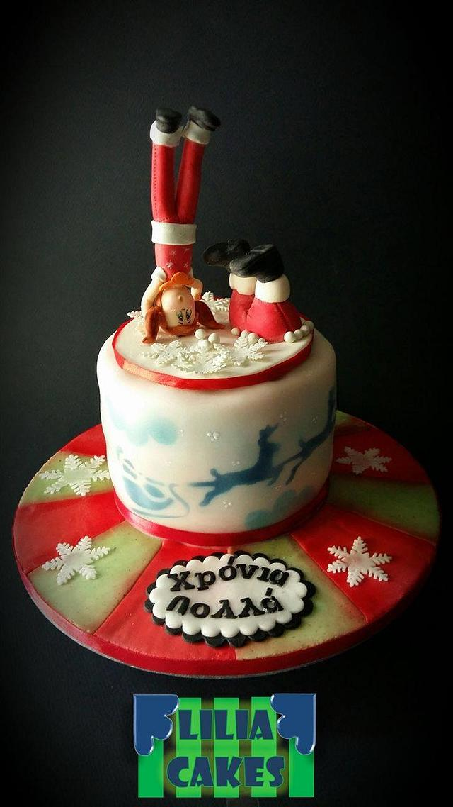 Funny and Happy Christmas Birthday!
