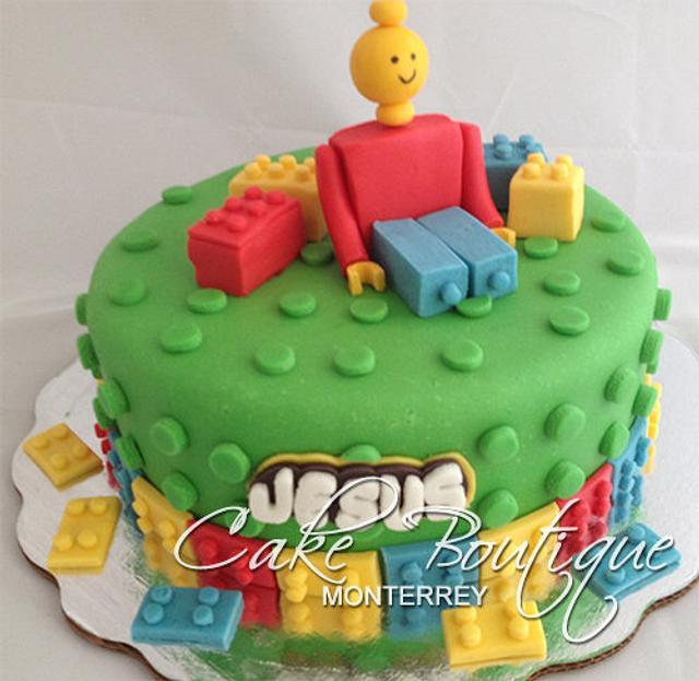 Amazing Lego Birthday Cake Cake By Cake Boutique Monterrey Cakesdecor Funny Birthday Cards Online Drosicarndamsfinfo