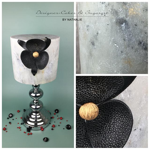 Concrete & Leather