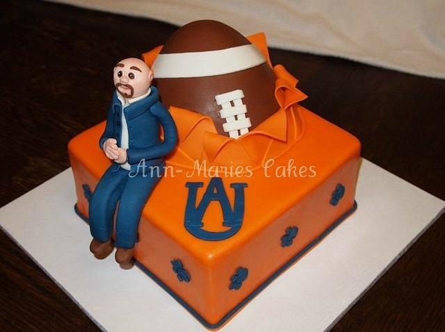 Mr Turley's Auburn cake