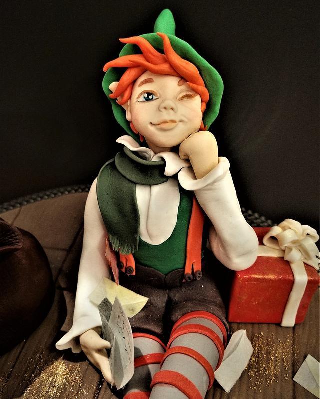Christmas - Santa's little helper