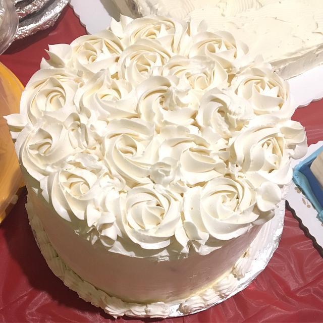 "Classic ""White Cake"""