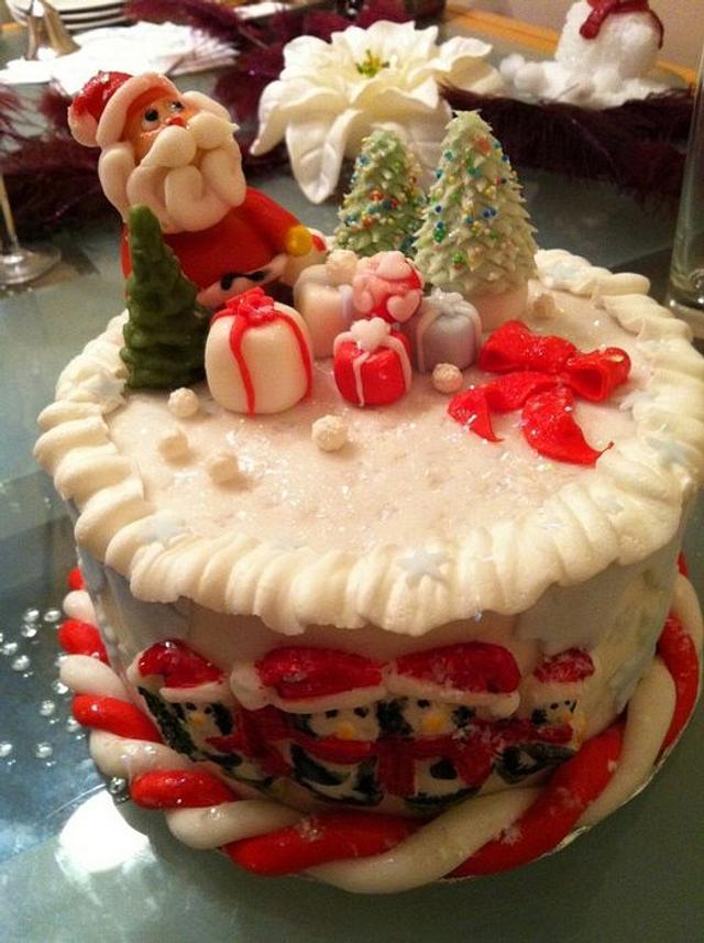 Christmascake 2