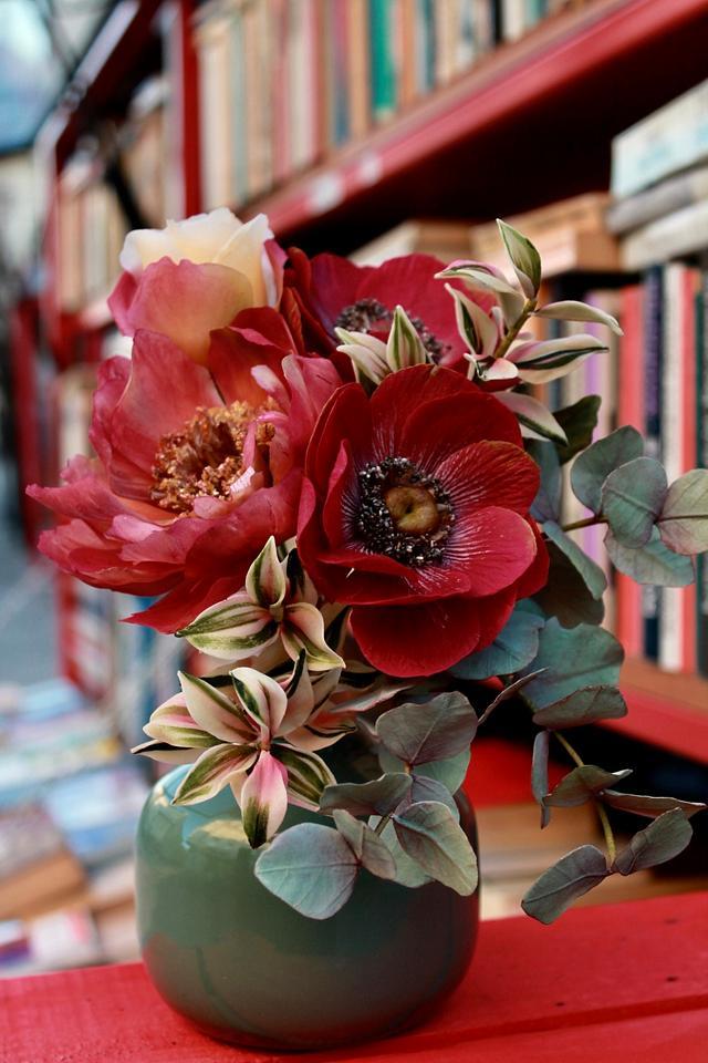 Fire bouquet