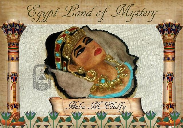 Queen Nefertiti (Egypt Land of Mystery Collaboration).