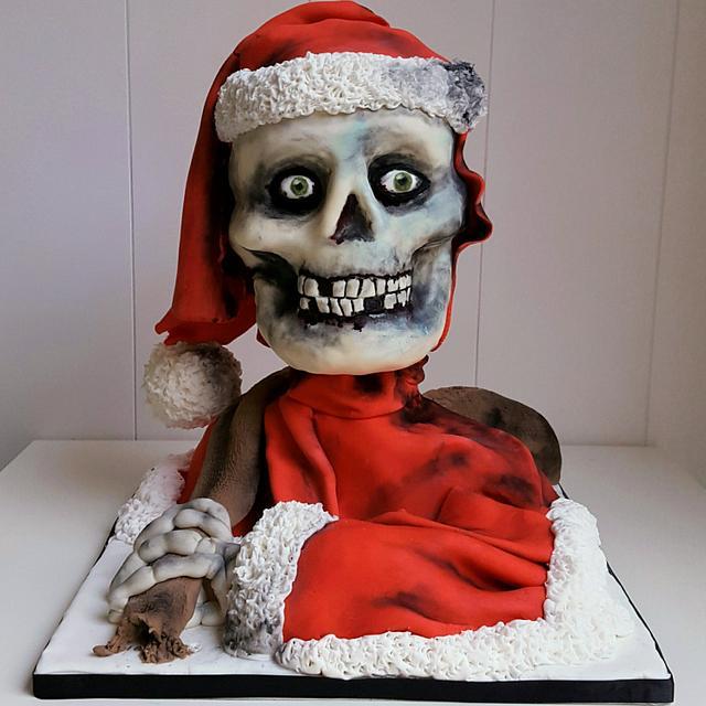Scary X-mas - Sweet Christmas Collaboration