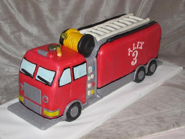 Firetruck Fun