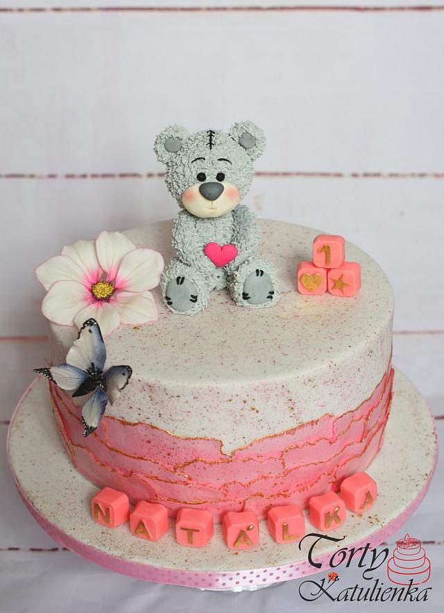 Bear for little girl
