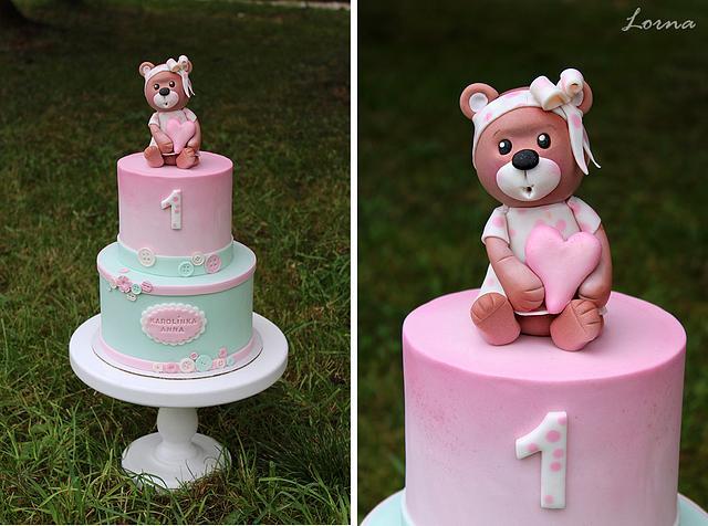 Teddy Bear for little girl