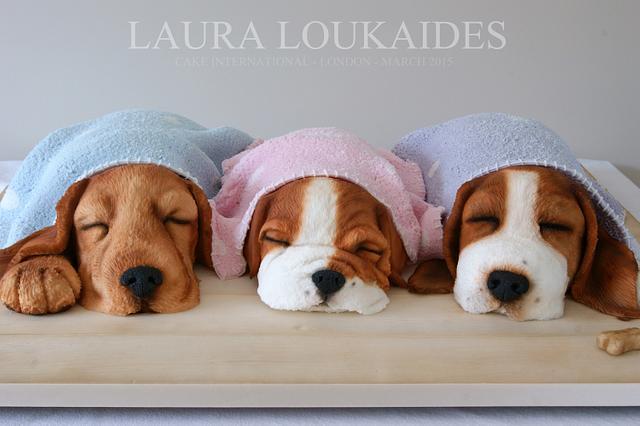 The Sleeping Puppies