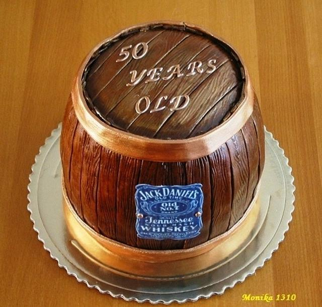 Barrel Jack Daniels