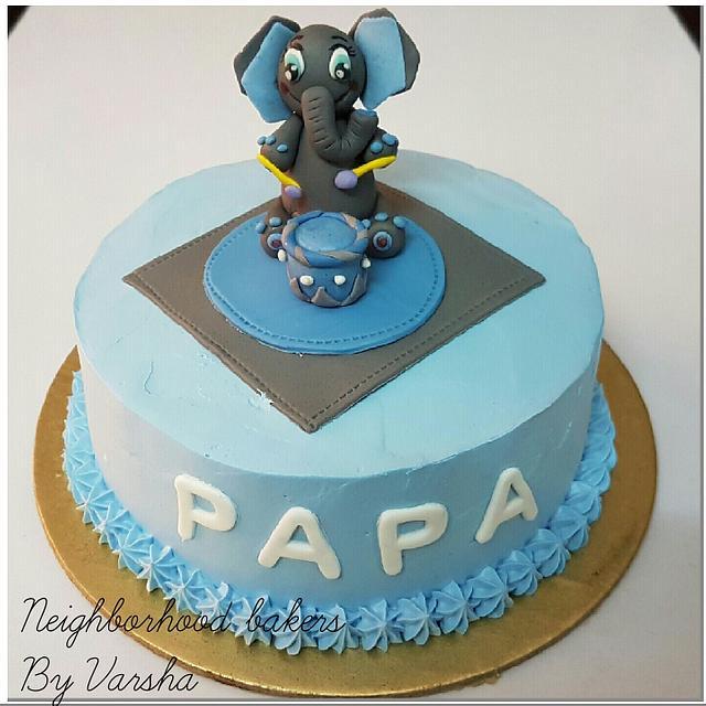 Jumbo cake