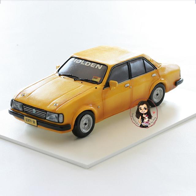 Holden Car cake