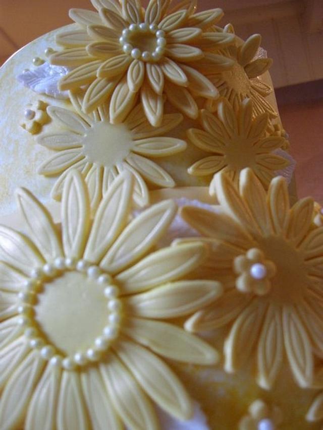 Yellow Summer Cake