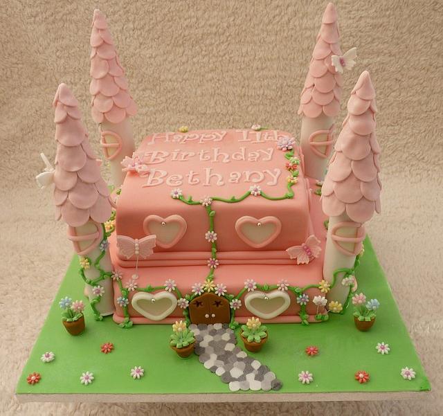 Fairy Castle.