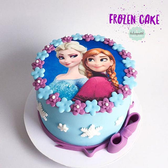 Torta Frozen Colombia