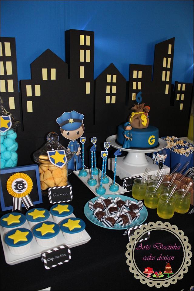 Festa de Policias