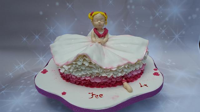 little princess- ballerina