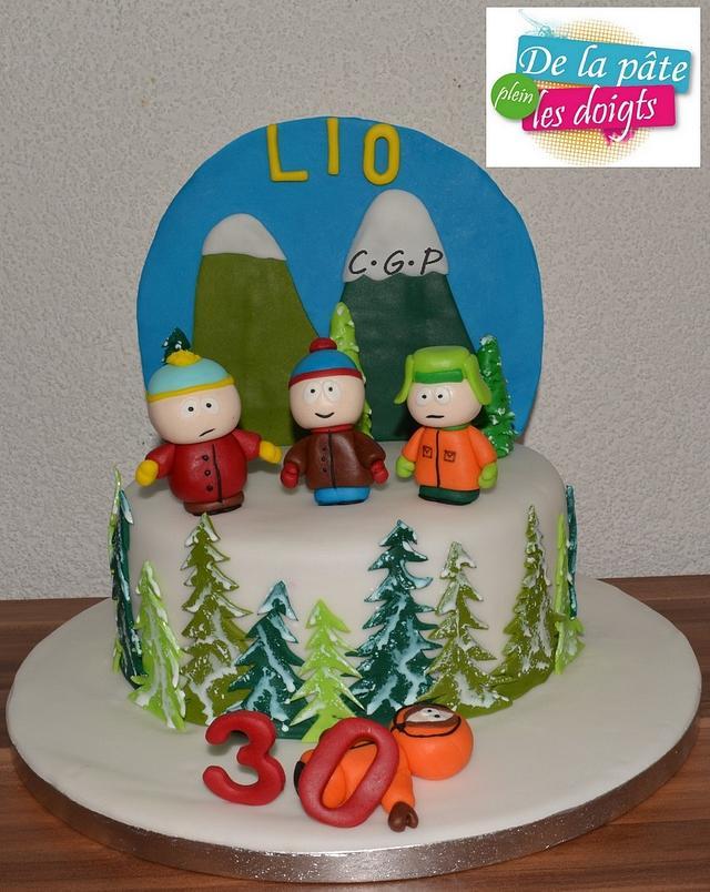 Cake South Park