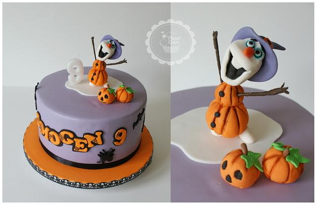 Halloween Olaf