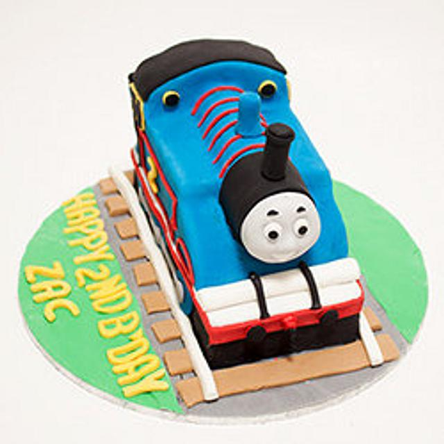 Thomas Tank Engine Cake