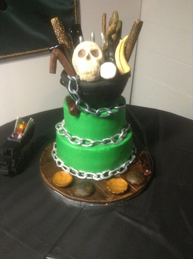 Palo Monte Cake